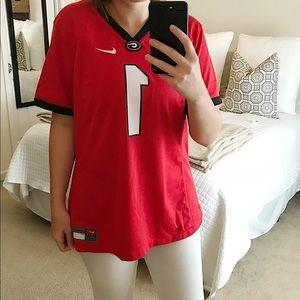 Nike UGA Jersey #1